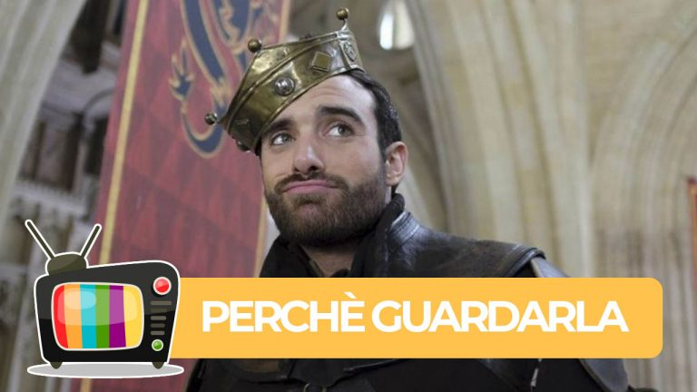 galavant perche guardarla
