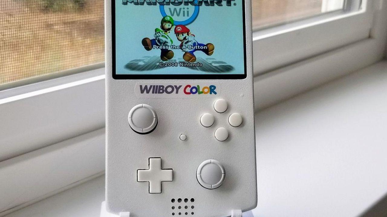 La Nintendo Wii che si finge un Game Boy thumbnail