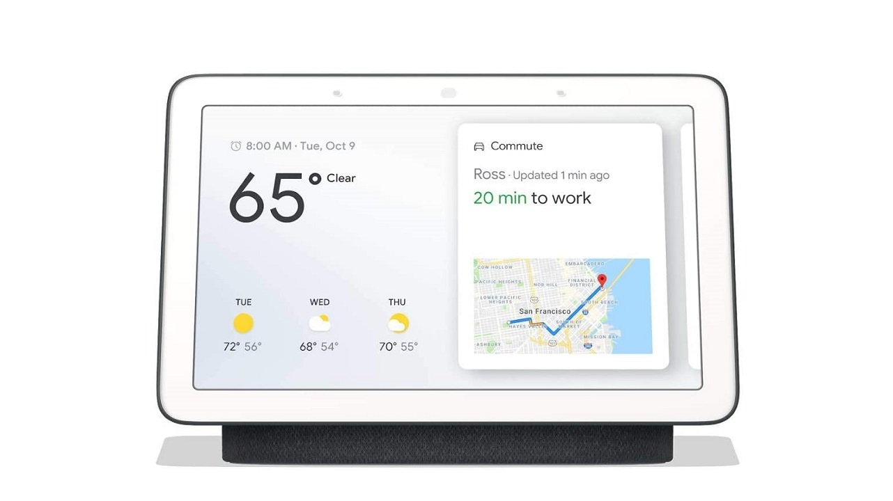 Google Nest Hub in futuro potrebbe sostituire i portieri degli hotel thumbnail