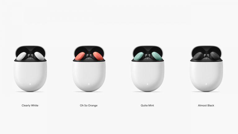 google pixel buds nuove colorazioni