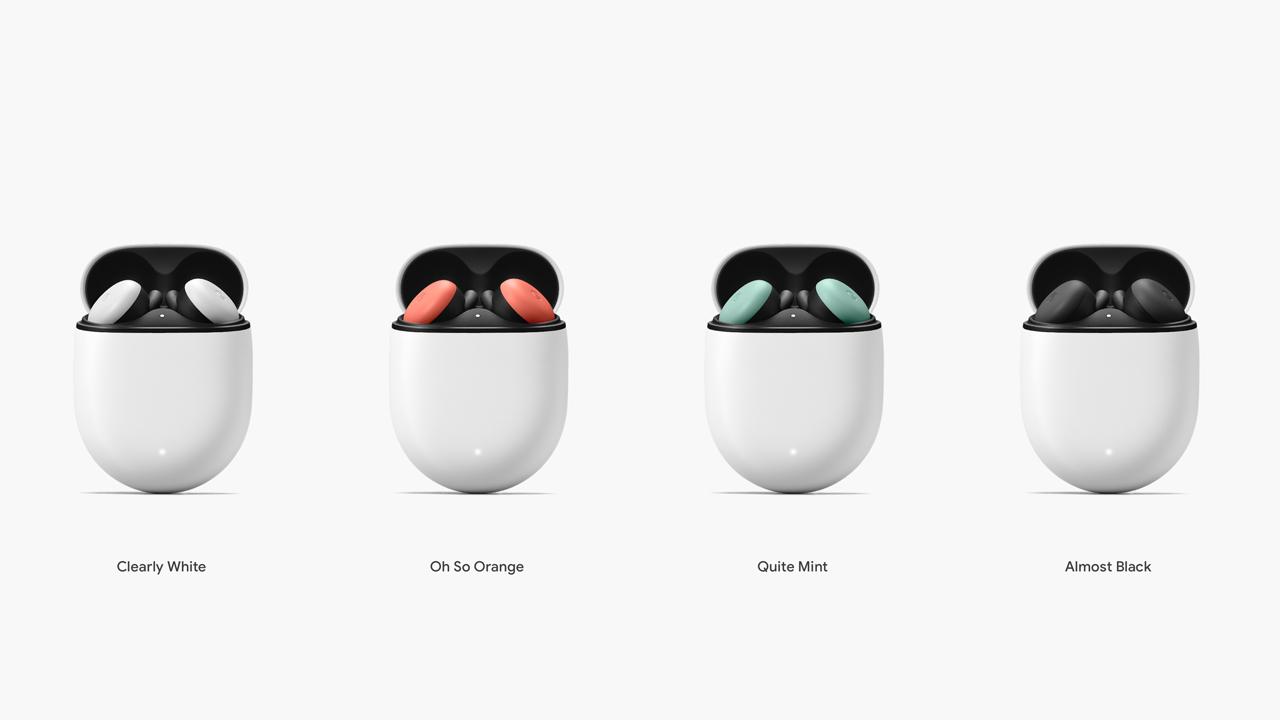 Google Pixel Buds, arrivano tre nuovi colori thumbnail