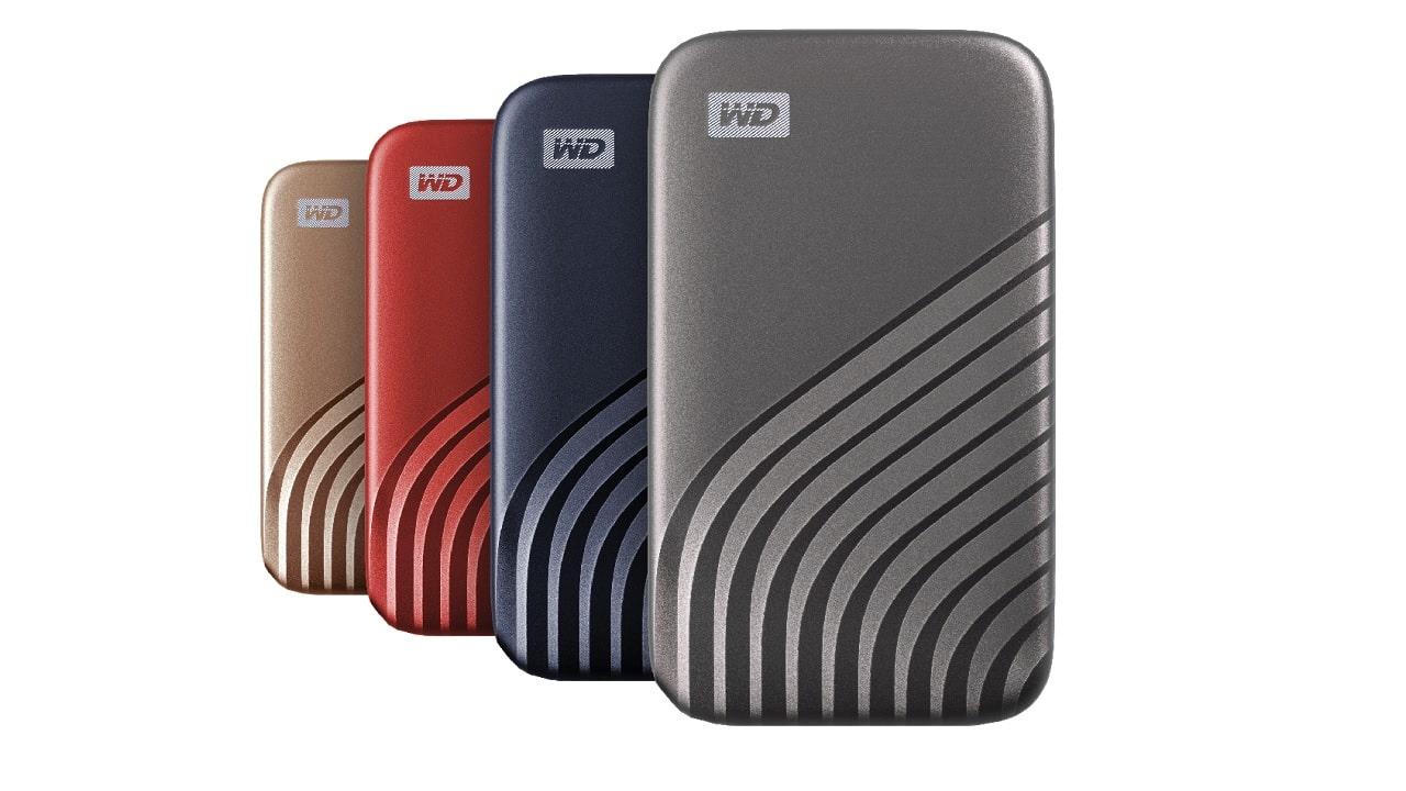 My Passport: la memoria SSD di Western Digital è velocissima thumbnail