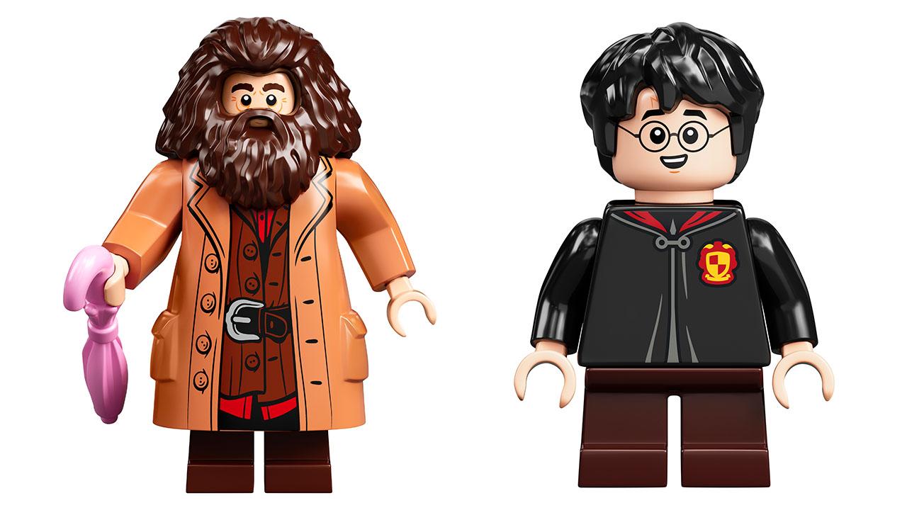 harry potter figure lego