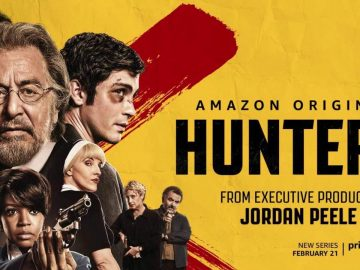 hunters amazon original seconda stagione