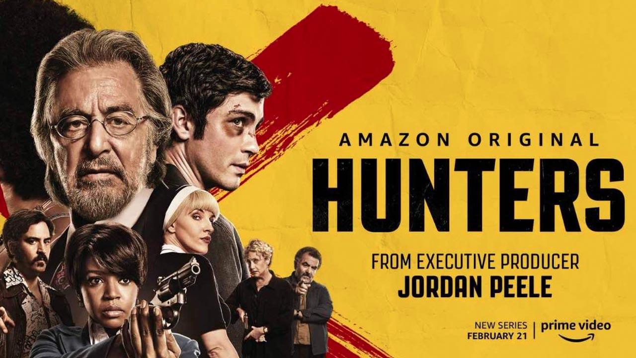 La serie thriller Hunters si rinnova per la seconda stagione thumbnail