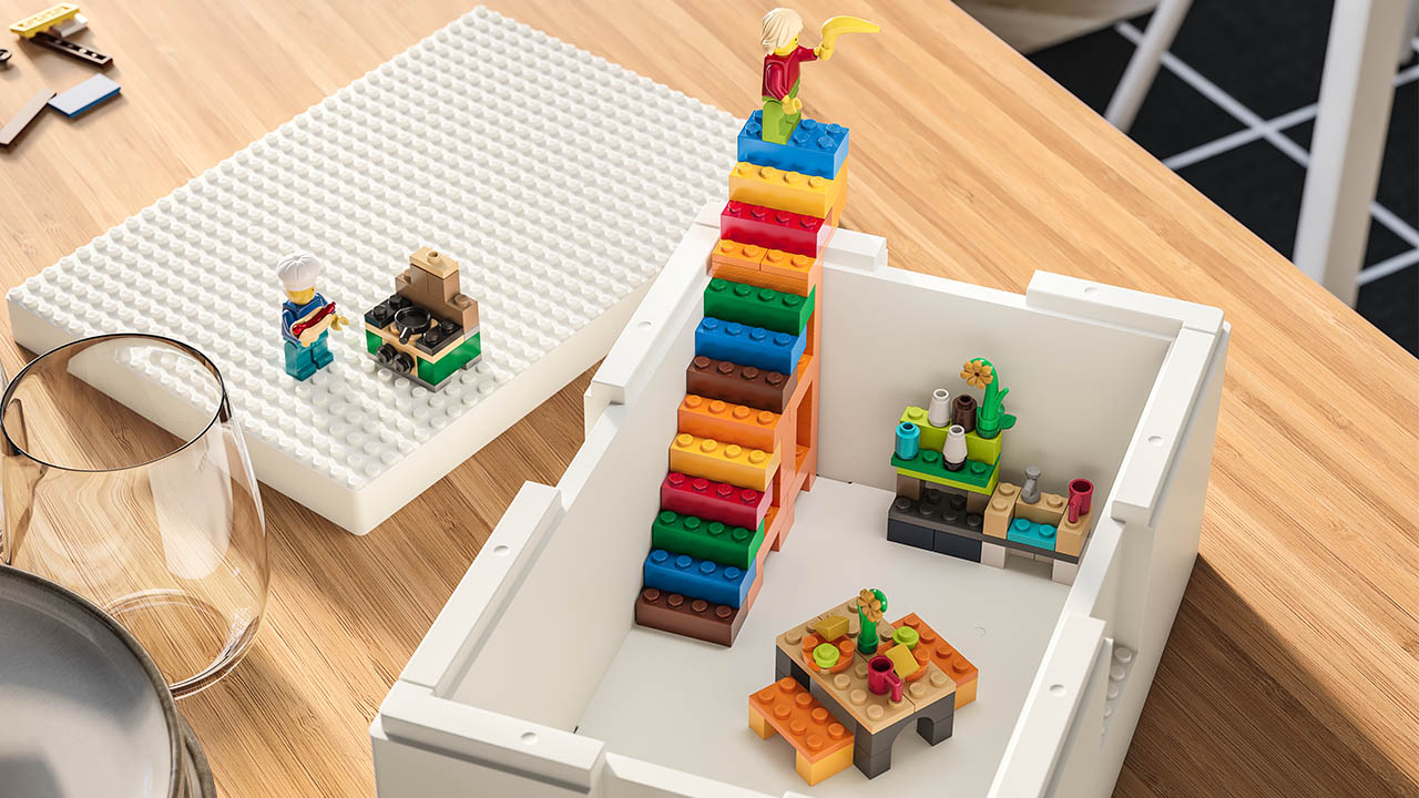 Dopo Nintendo, IKEA è anche con LEGO thumbnail