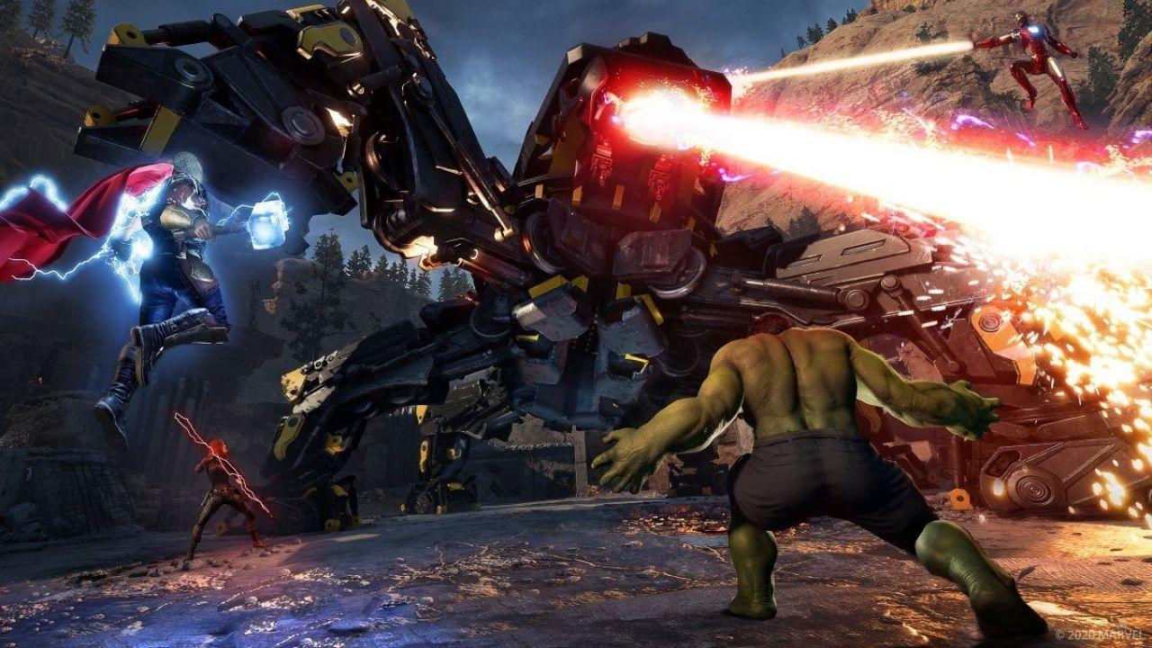 Arriva il War Table di Marvel's Avengers thumbnail