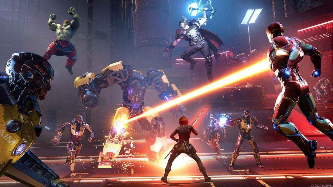 Marvel's Avengers potrebbe avere dei nuovi personaggi thumbnail