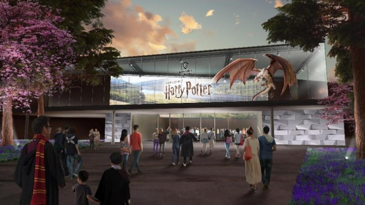 Warner Bros. annuncia una mostra fissa su Harry Potter a Tokyo nel 2023 thumbnail