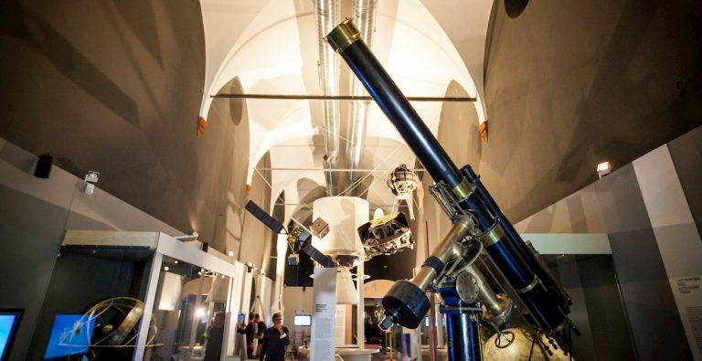 museo della scienza milano podcast spazio
