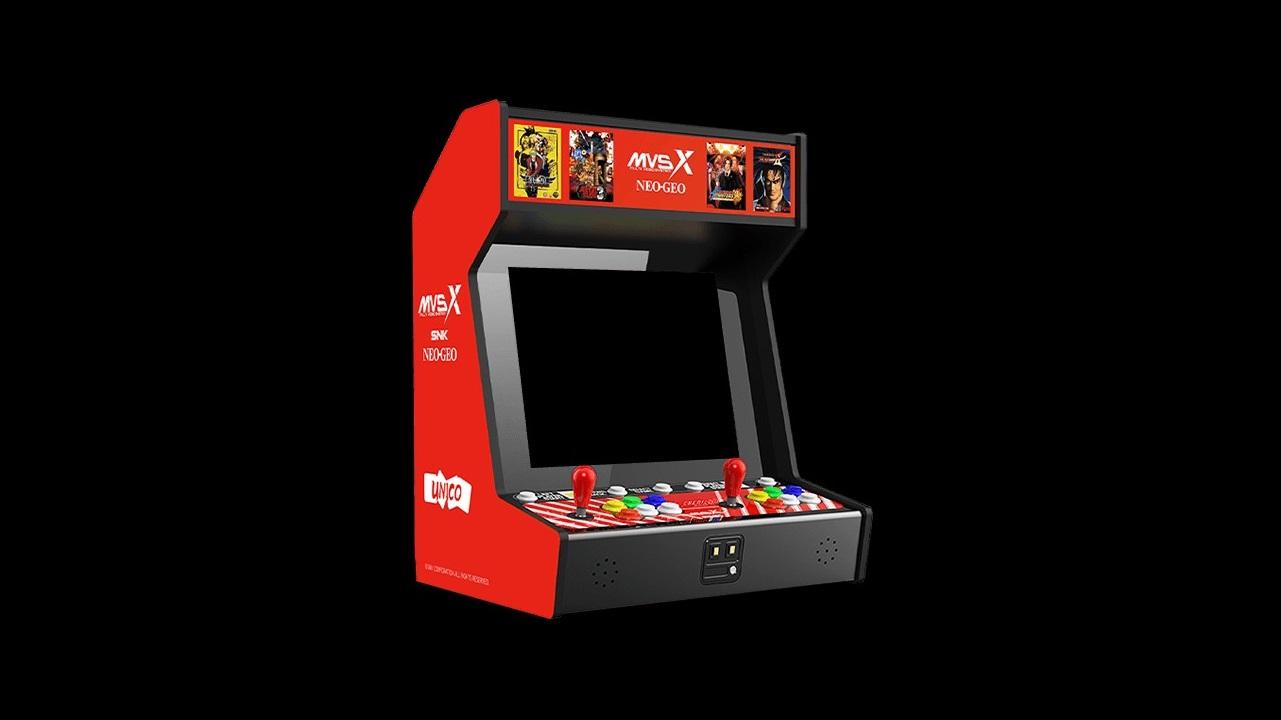 MVSX Home Arcade è il nuovo cabinato per gli appassionati NEO GEO thumbnail