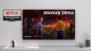 La gamma TV 2020 di Panasonic è Netflix Recommended TV I TV di Panasonic ottengono l'ambita certificazione di Netflix