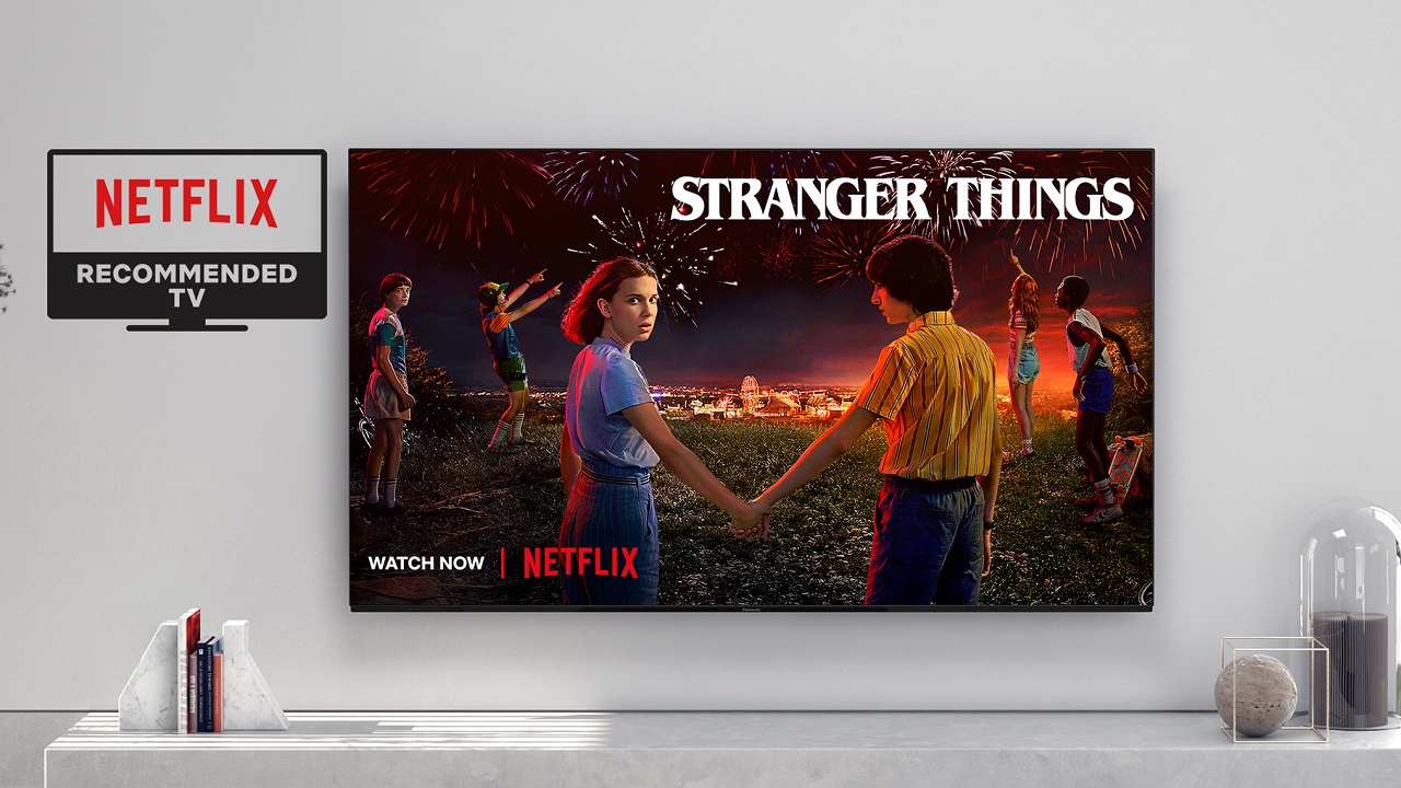 La gamma TV 2020 di Panasonic è Netflix Recommended TV thumbnail