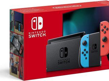 nintendo switch nuovo prodotto