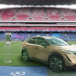 nissan leaf champions league