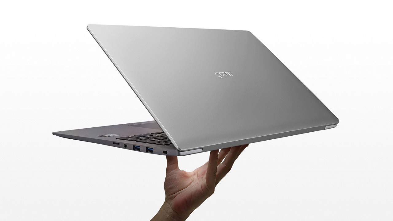 LG presenta i nuovi notebook ultra leggeri LG Gram thumbnail