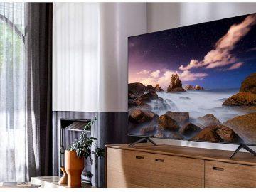 offerta offerte TV Samsung QLED 4K