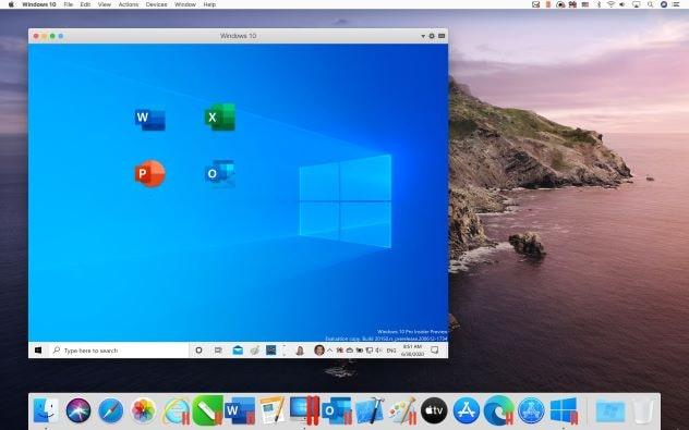 Parallels Desktop 16: Windows su macOS, anche per i gamers thumbnail