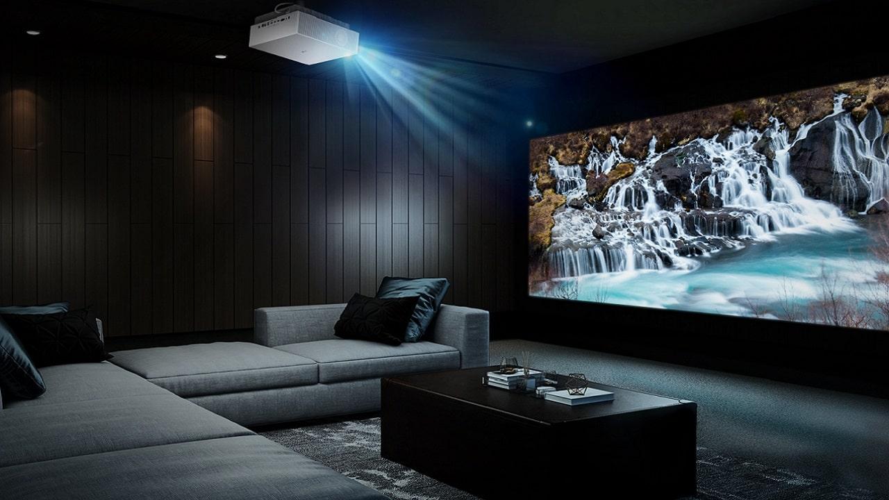 Il proiettore LG CineBeam porta il cinema in salotto thumbnail