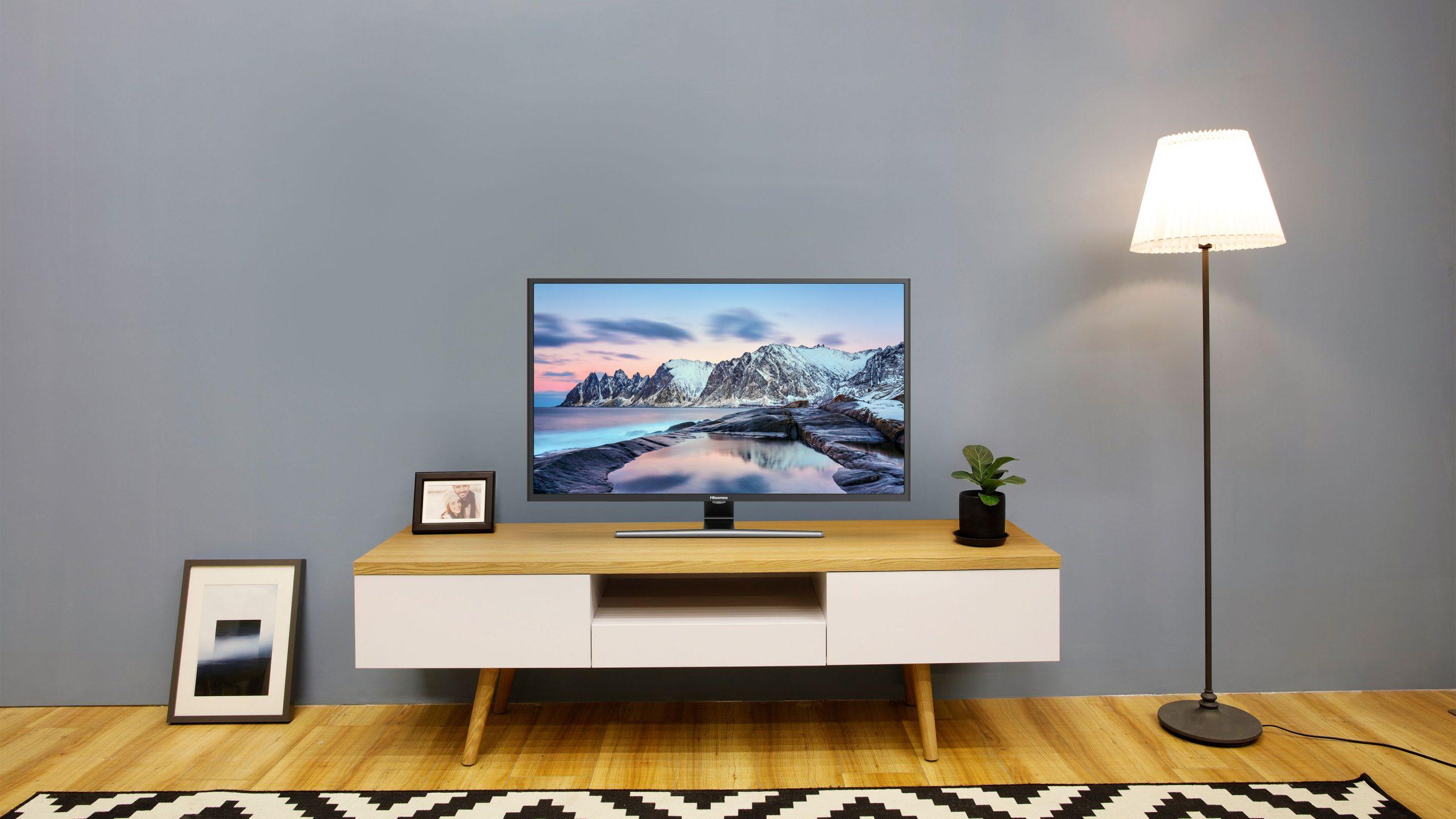 Volano le vendite dei TV Hisense nei primi 6 mesi del 2020 thumbnail