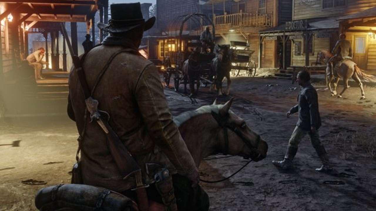 Arrivano due Coyote leggendari in Red Dead Online thumbnail