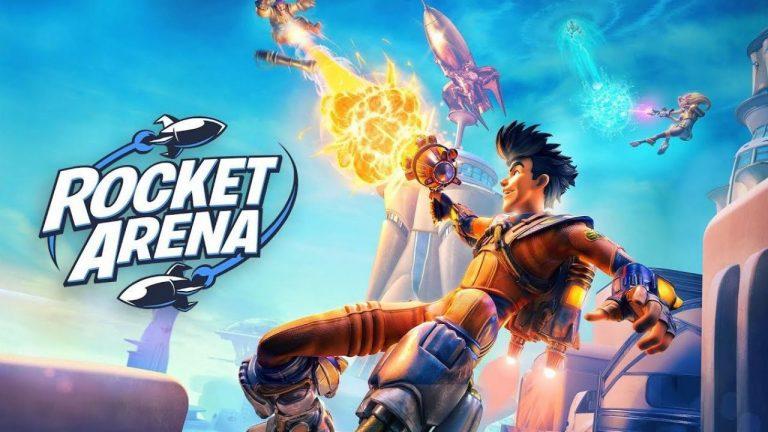 rocket arena recensione electronic arts