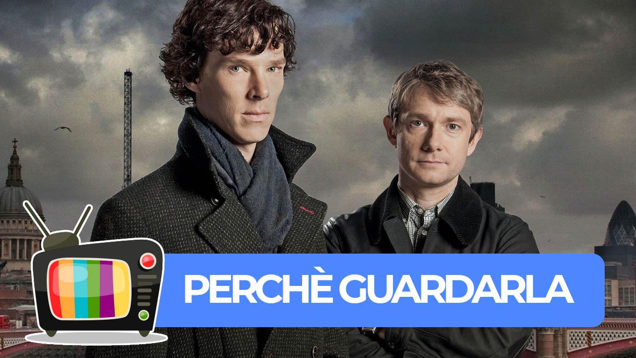 Sherlock, pazzia e genialità ai giorni nostri: Perché guardarla? thumbnail
