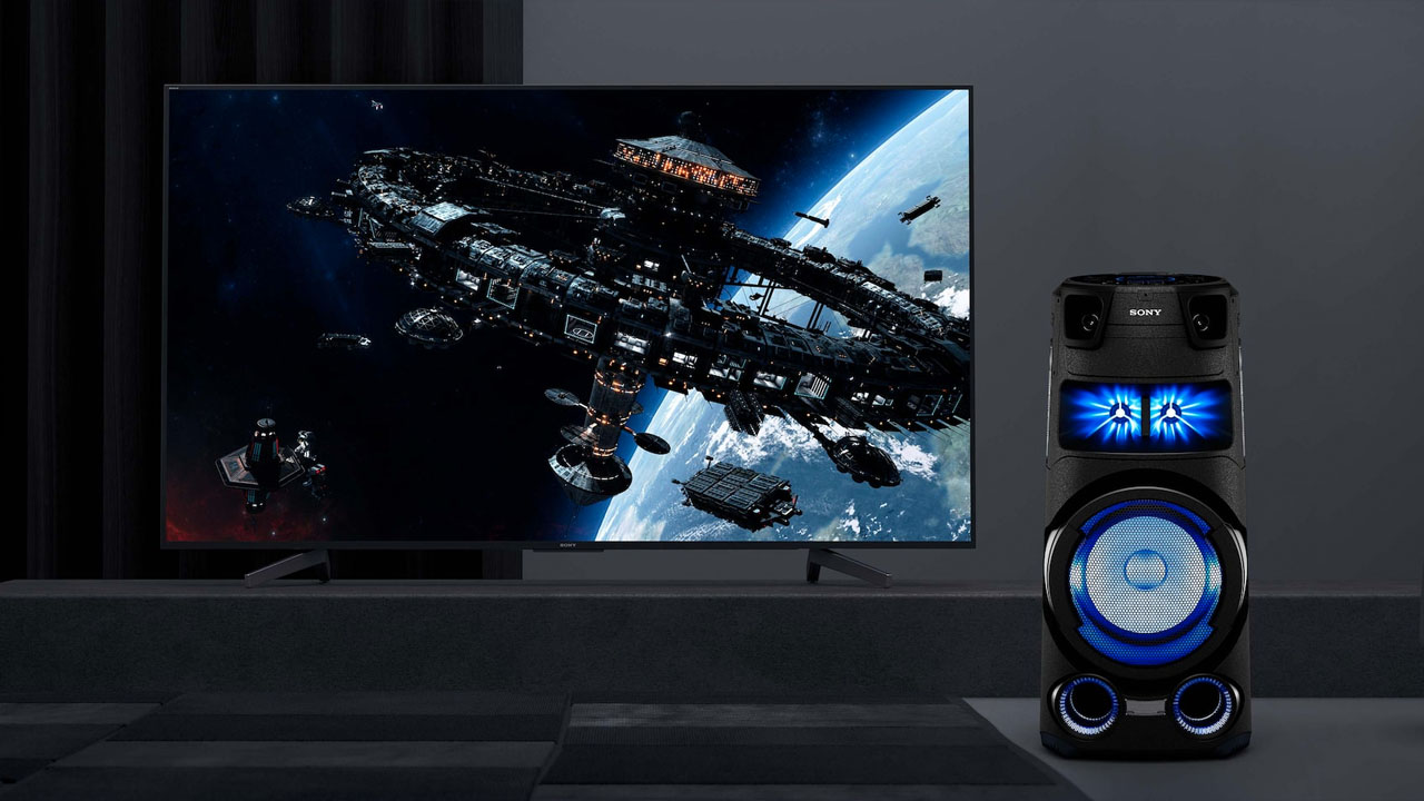sistemi audio sony tv