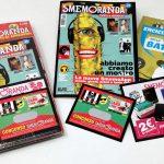 smemoranda magazine in edicola