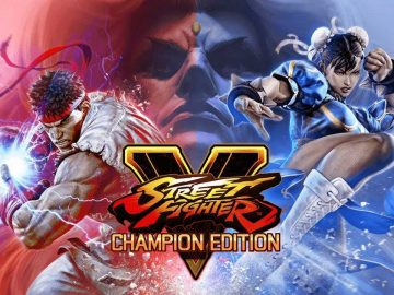 street fighter V champion
