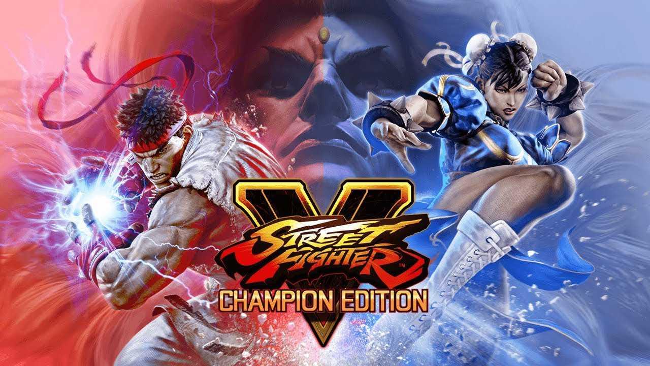 Street Fighter V: nuovo aggiornamento con la quinta stagione thumbnail