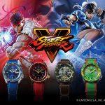 street fighter orologi seiko