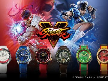 street fighter orologi seiko