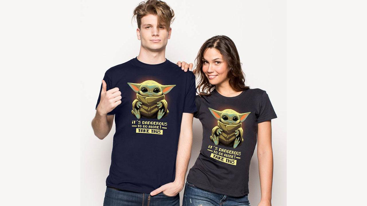 t-shirt nerd pampling