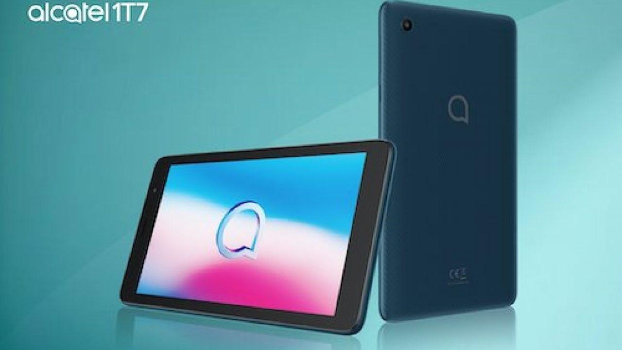 Ecco i nuovi tablet di Alcatel thumbnail