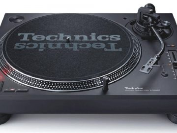 technics Red Bull nuovo