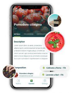 tecnologia blockchain foodchain