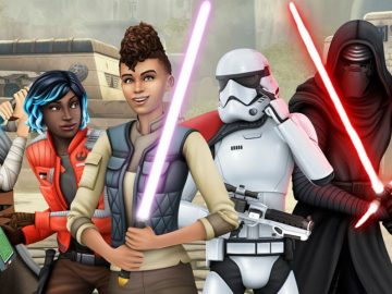 the sims 4 star wars espansione