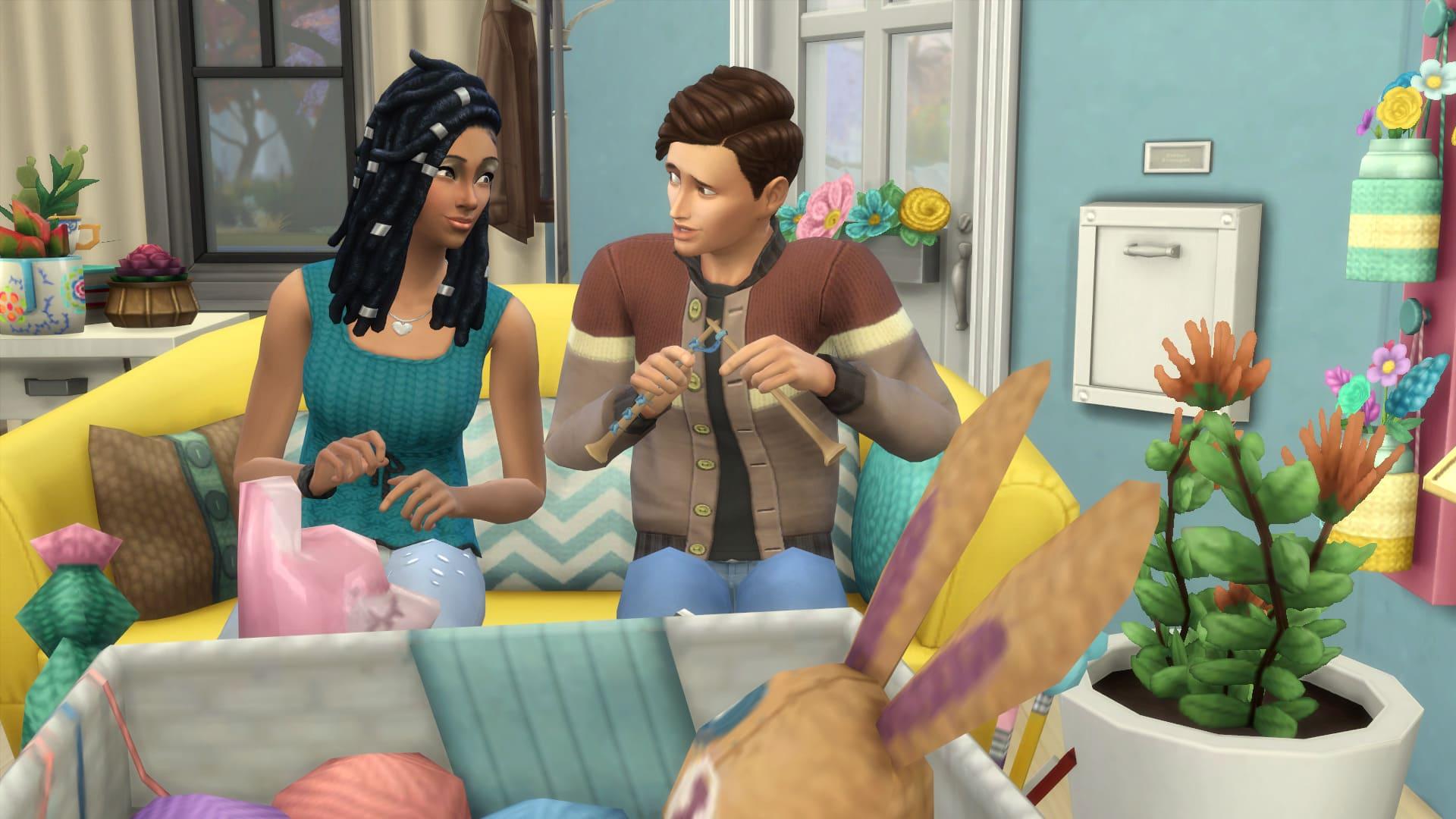 1000 ore di The Sims 4 thumbnail