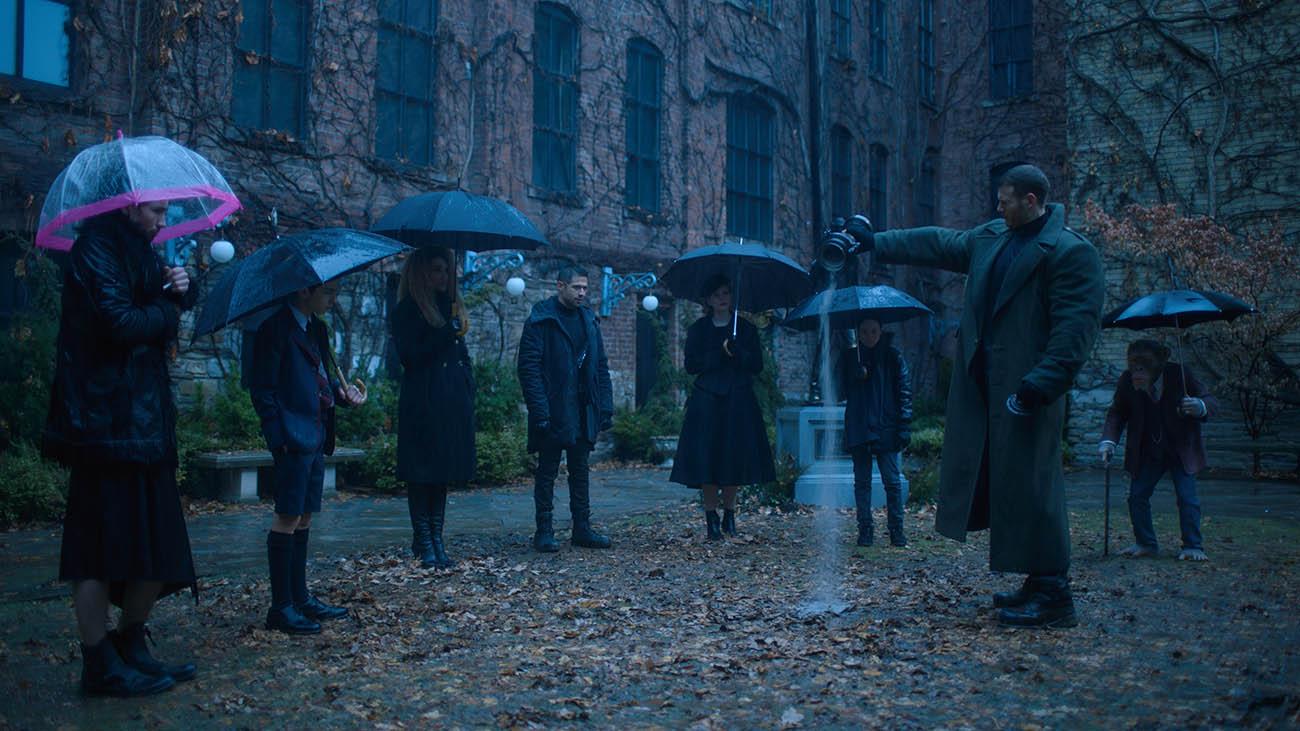 umbrella academy perche guardarla