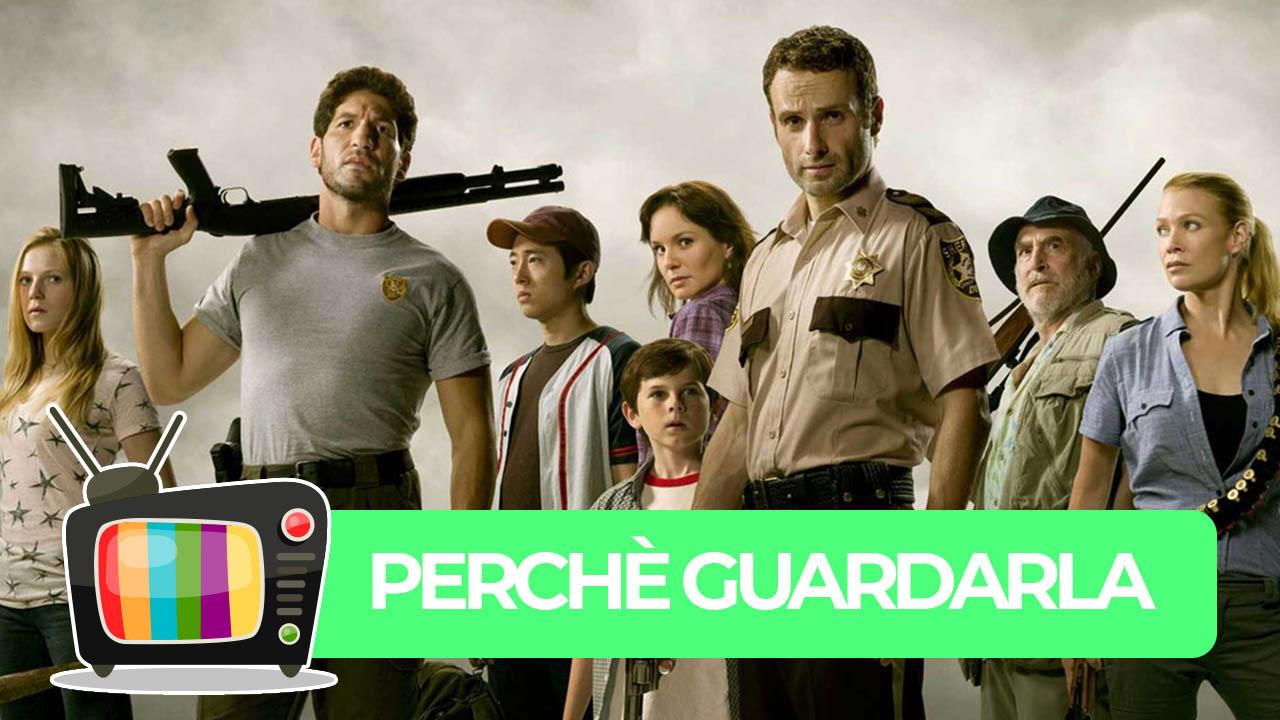 The Walking Dead, la serie TV sugli zombie: Perché guardarla? thumbnail
