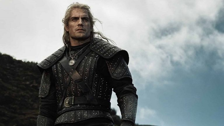 the witcher 2 stagione