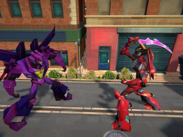 Transformers Battlegrounds provato