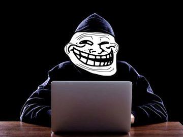 troll internet evitare