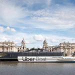 uber boat londra