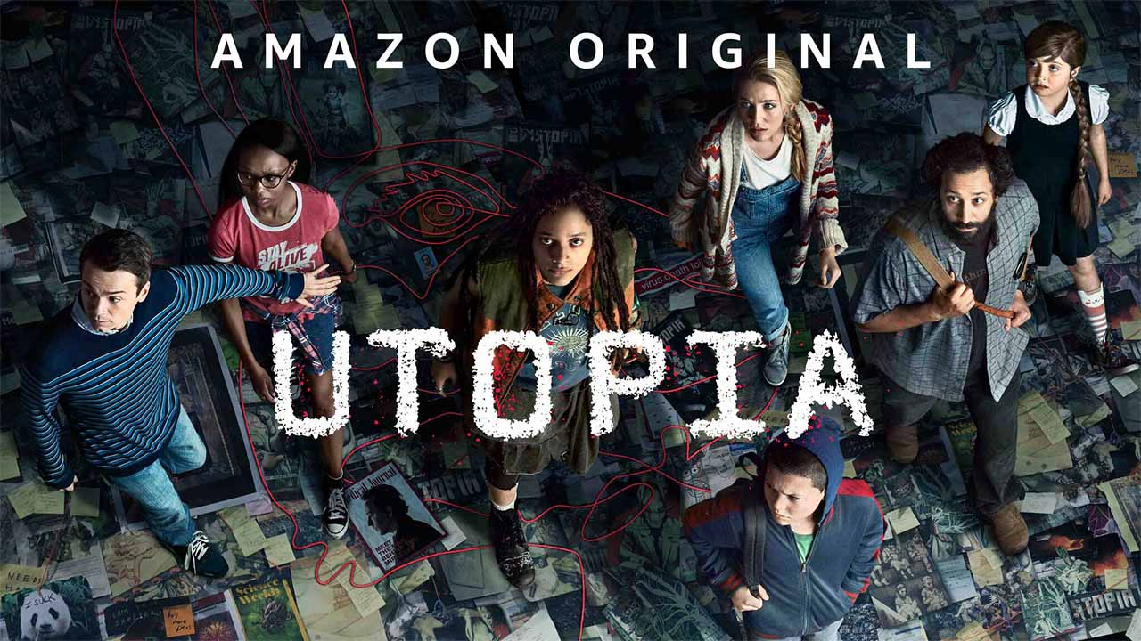 La serie tv Utopia arriverà a breve su Prime Video thumbnail