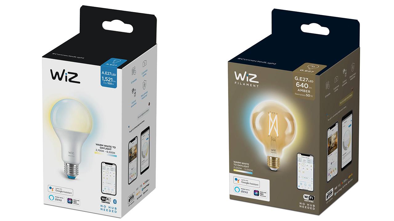 wiz illuminazione smart