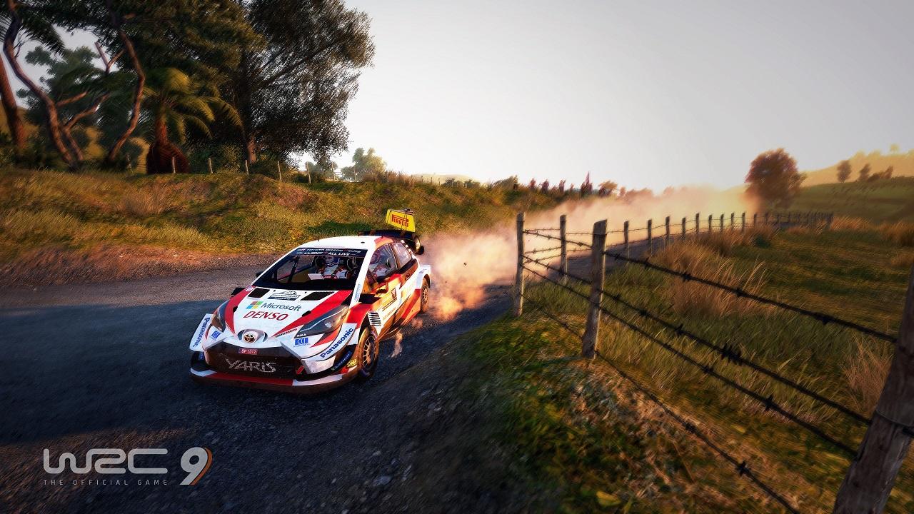 WRC 9 punta a scoprire i piloti di rally del futuro, ecco come thumbnail