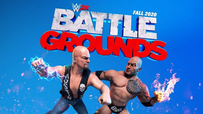 wwe 2k battlegrounds nuovo