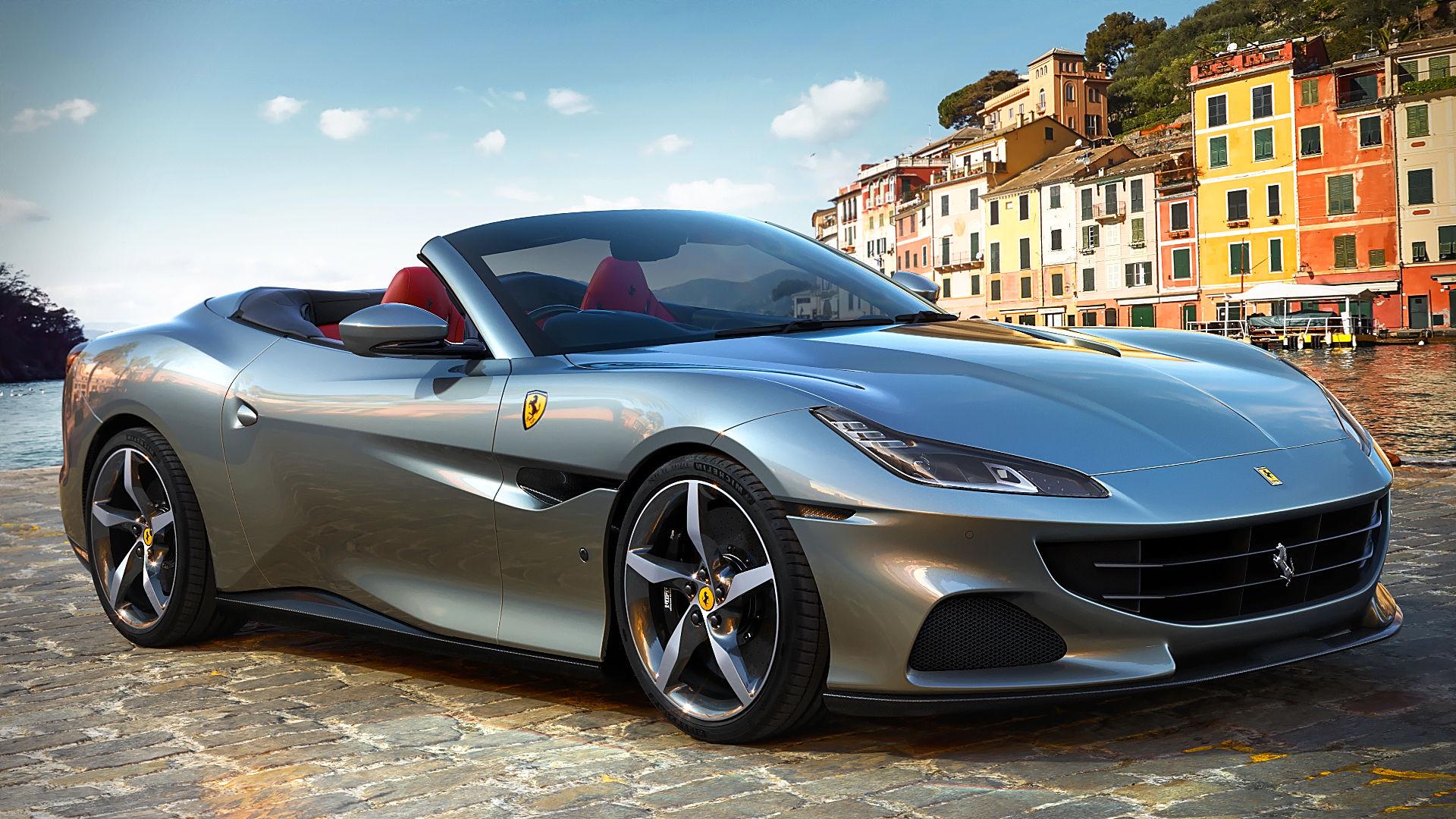 Nuova Ferrari Portofino M, si aggiorna la decapottabile del Cavallino thumbnail